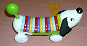 Leap Frog Learning Toy Alpha-pup Dog Songs Letters