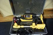 Metrotech Vivax Locator Set Model Vm-810 With Inductive Clamp 2