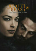 Beauty And The Beast Complete Tv Series Dvd Box Set All 1-4 Seasons Collection And