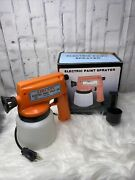 Electric Airless Air Less Paint Gun Sprayer House Fence Room Painting Spray