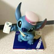 Disney Store Stitch Postman Big Figure Doll Antique Figure Lilo And Stitch