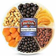 Nuts Dried Fruit Holiday Dry Fruits And Nuts Gift Baskets Chocolate Tray