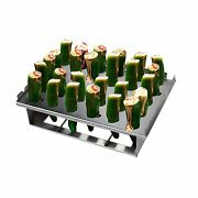 Jalapeno Rack Corer Roasting Grill Grilling Bbq Camping Beach Party Stuffing 1