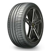 235/40zr18xl 95y Con Extremecontact Sport Tires Set Of 4