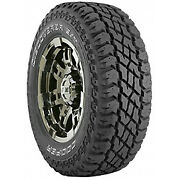 Lt285/70r17/10 121/118q Coo Discoverer S/t Maxx Owl Tire Set Of 4