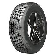275/55r19 111h Con Cross Contact Lx25 Fr Tire Set Of 4