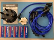 Mercruiser Thunderbolt 4.3 L Tune Up Kit Cap Rotor Wires Spark Plugs
