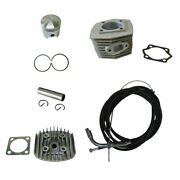 Cylinder And Throttle Cable Clutch Cable Fits 66cc 80cc Engine Motorized Bicycle