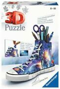 Ravensburger 3d Puzzle Sneaker Astronaut Utensilio Puzzle From 8 Years