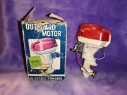 Toy Outboard Motor Union 11 Langcraft Vintage