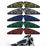 3d Decals Skull Fuel Gas Oil Tank Stickers Motorcycle Fit For Harley Xl883 1200