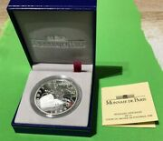 Simply Coins 1997 1998 France 98 Silver Proof 10 Franc Coin Boxed Coa