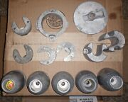 Mercruiser Bravo And Alpha Magnesium Outdrive Anodes Lot Of 13 Pieces