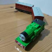 Tomy Plarail Thomas And Friends Oliver Trackmaster Train And Coaches Set Working