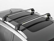 Turtle Silver Air V2 High Quality Roof Rack Cross Bar For Audi Q7 2016-2021