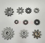 Electric Scooter Sprocket 25h Chain 8t 9t 11t 13t Motor Pinion Hand Tool Parts