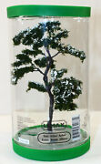 Lemax Christmas Village Collection Tree Snow Railroad Accessories 7 Tall Thick