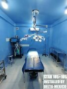 Ceiling Ot Led Light 105+105 Or Lamp Examination And Surgical Lamp Operation Light