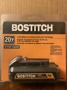 Bostitch 20-volt Max 2 Amp-hour Lithium Power Tool Battery