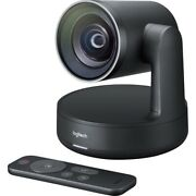 New Logitech Uc 960-001226 Rally Camera Video Conferencing Conf. Cam 960001226