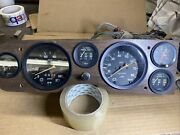 Fiat Spider Guage Cluster Dashboard Used