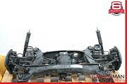 05-11 Mercedes R171 Slk280 Rear Differential Axle Spindle Subframe Bar Assembly