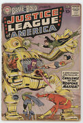 Brave And The Bold 29 Dc 1960 Gd Justice League Of America Flash Wonder Woman