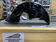 Used Fender For Indian Motorcycle 111 Or 116 Thunder Black 1024385-266