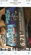 Jandm Rokker Motorcycle Audio System For 2014 Harley And Later Models.andnbsp