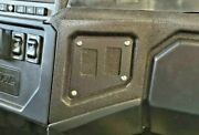 Polaris General Right Dash Rocker Switch Plate Panel 2 Spot Made In The Usa