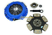 Fx Racing Stage 4 Hd Clutch Kit For Toyota Glanza Starlet Gt Turbo 4efte 4e-fte
