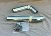 Heat Shield Set Samson Motorcycle Products Part 65-0508 Nos