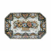 Royal Delft Small Decorative Oval Plate The Original Blue Collection Royaldelft