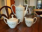 80 Pcs Lenox Brookdale China 12 Place Settings And Serving Pieces