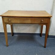 Antique Vanity Dressing Table With Drawer
