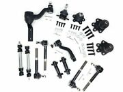 55bp84h Ball Joints Tie Rods Sway Bar Links Idler Arm Kit Fits K2500 Suburban