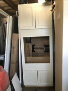 Local Pickup Only White Kitchen Oven Cabinet