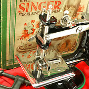 Singer 20 Child Toy Sewing Machine Sewhandy 20-1 1920s Restored By 3fters