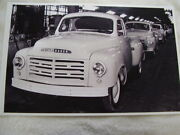 1953 1954 Studebaker Truck Assembly Line 11 X 17 Photo Picture