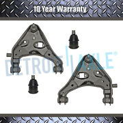 Front Lower Control Arm Set Upper Ball Joints 1995 - 2000 2001 Ford Explorer