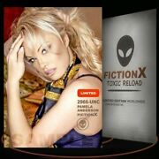 Pamela Anderson [ 2966-unc ] Fiction X Toxic Reload / Limited Edition Cards