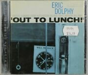 Eric Dolphy – Out To Lunch - Cd C1331