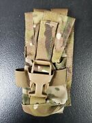 Msa Paraclete Multicam 330d Thermo Grenade Pouch Single Rstg0816