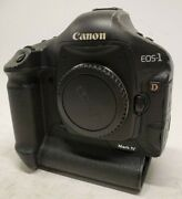 Canon Eos-1d Mark Iv Body Only Shutter Count 287,018
