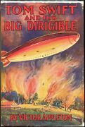 Victor Appleton / Tom Swift And His Big Dirigible Or Adventures Over 1930