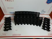 Lionel Polar Express Full Track Set G Gauge Scale 12 Curved 4 Straight 7-11022