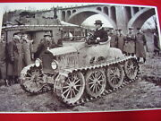 191 Ford Model T Roadster Army Full Tank Type Tracks 11 X 17 Photo Picture