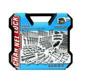 Channellock Mechanicand039s Set 200 Pieces Auto Garage Pliers Durable Tools With Case