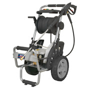 Sealey Professional Pressure Washer 150bar With Tss And Nozzle Set 230v Garage ...