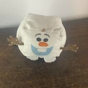 Disney Frozen Olaf - Cubd Collectibles Soft Plush Stuffed Cube